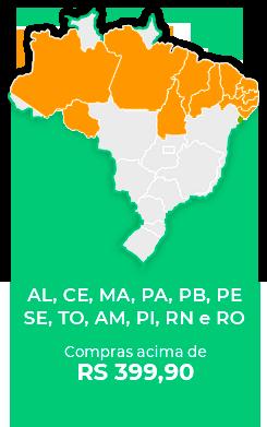 REGIÕES AC, AP E PR